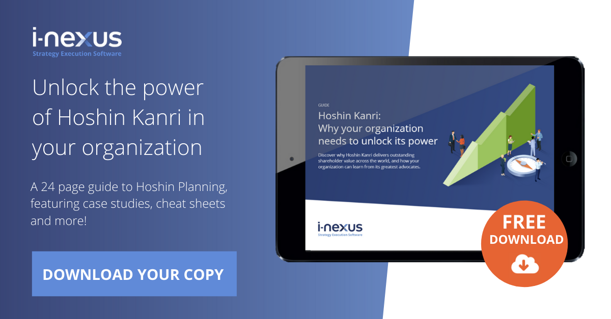 Hoshin eBook download CTA i-nexus