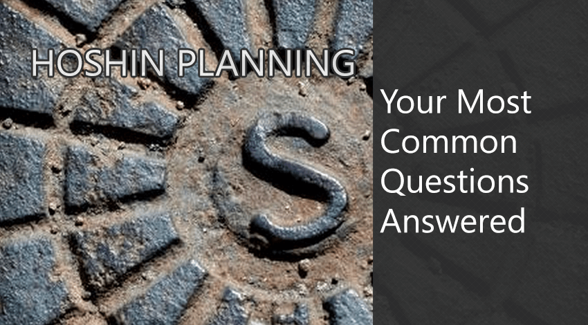 Hoshin Planning: your most common questions answered