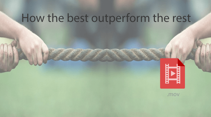 How the best organizations outperform their competition