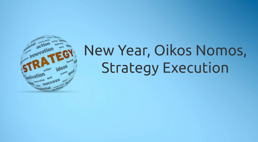 New Year Strategy Execution Advice