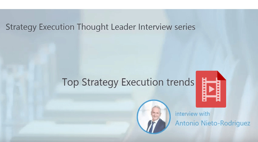 2016-2017 Top Strategy Execution Trends