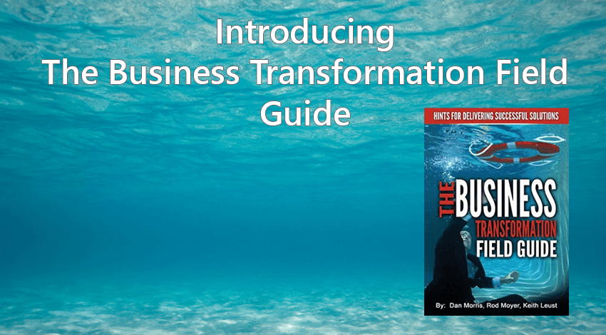 Business Transformation field guide