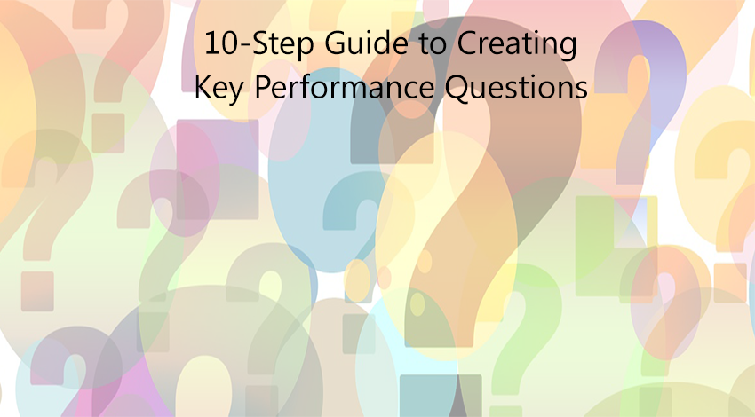 guide to creating key performance questions