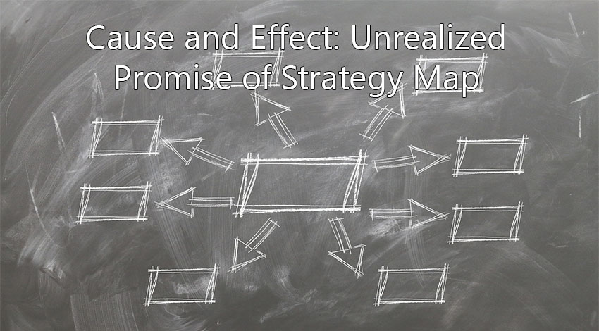 unrealized promised of strategy map