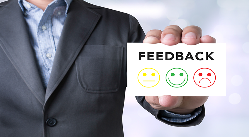 What psychology can tell us about employee feedback